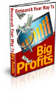 Research Your Way To Big Profits