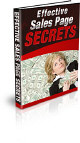 Effective Sales Page Secrets