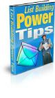 List Building Power Tips